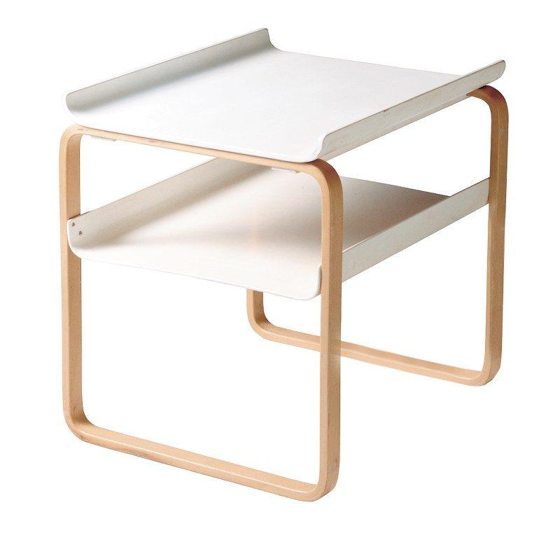 915 sivupöytä kehäpöytä artek alvar aalto