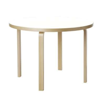 artek 90a pöytä Alvar Aalto