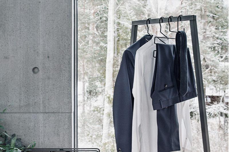 BEdesign lume coat stand vaaterekki rekki mini