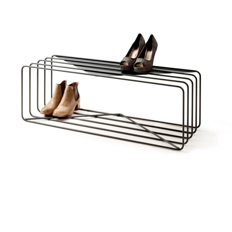 BEdesign kenkäteline iso shoe stand lume