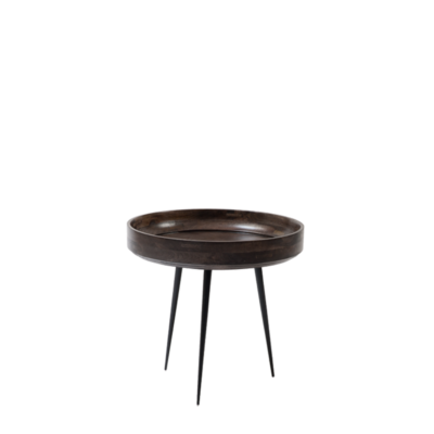 mater bowl sohvapöytä sivupöytä Ayush Kasliwal