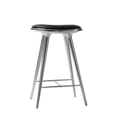 mater high stool jakkara space copenhagen alumiini 69