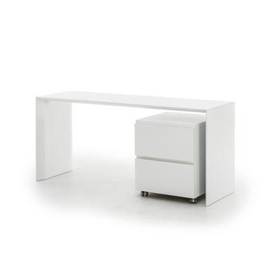 slimmi työpöytä tuplamoduli laatikosto pirkko stenroos muurame
