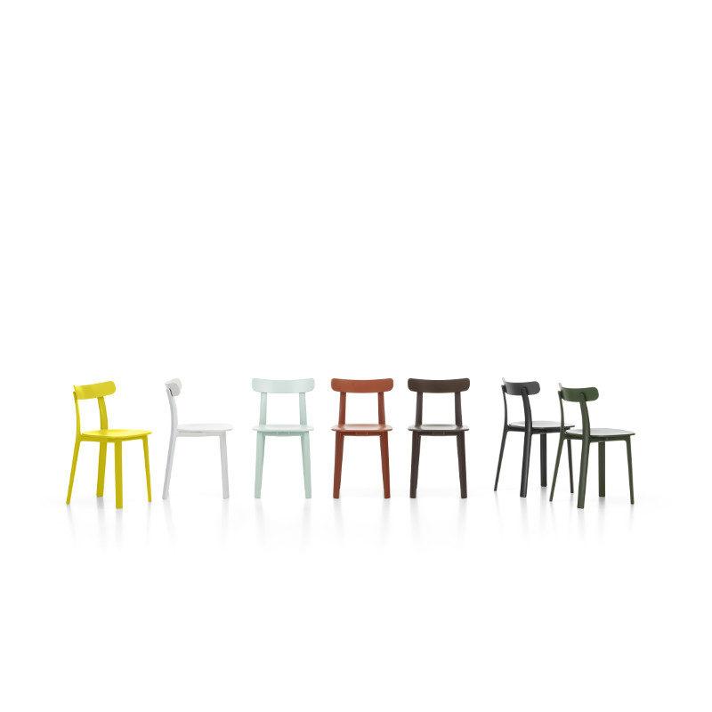 Vitra All Plastic Chair tuoli Jasper Morrison