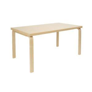 Artek 82A pöytä Alvar Aalto