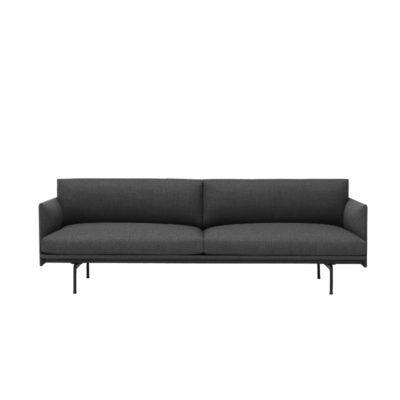 muuto outline sohva 3 istuttava Anderssen Voll