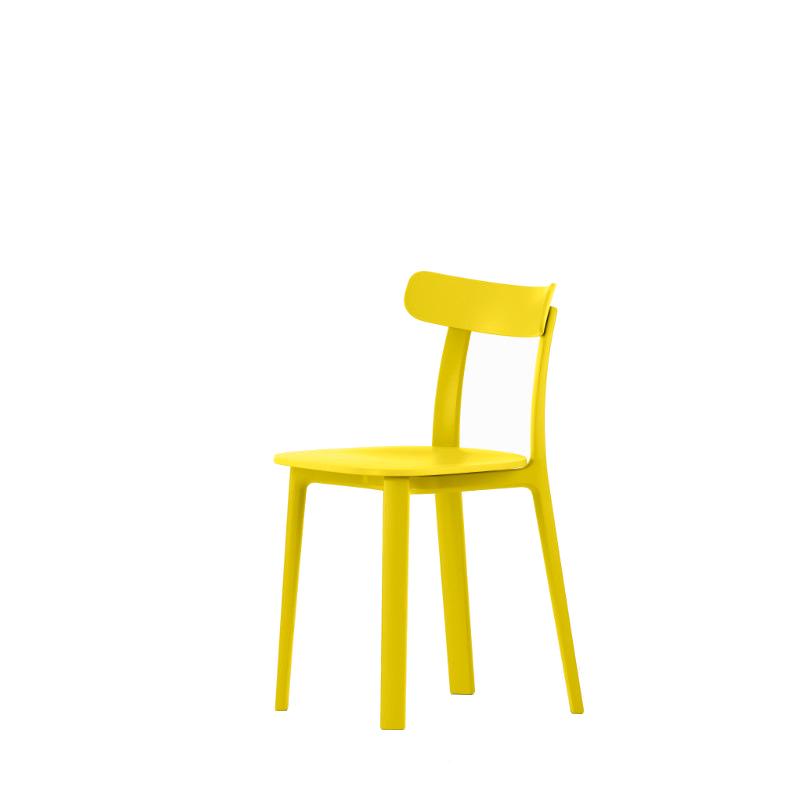 all plastic chair tuoli Vitra Jasper Morrison