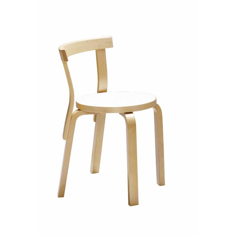 artek 68 tuoli Alvar Aalto