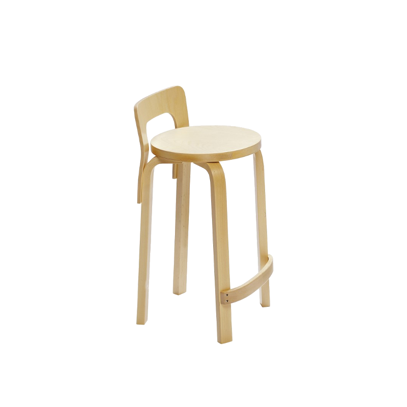 artek k65 tuoli Alvar Aalto