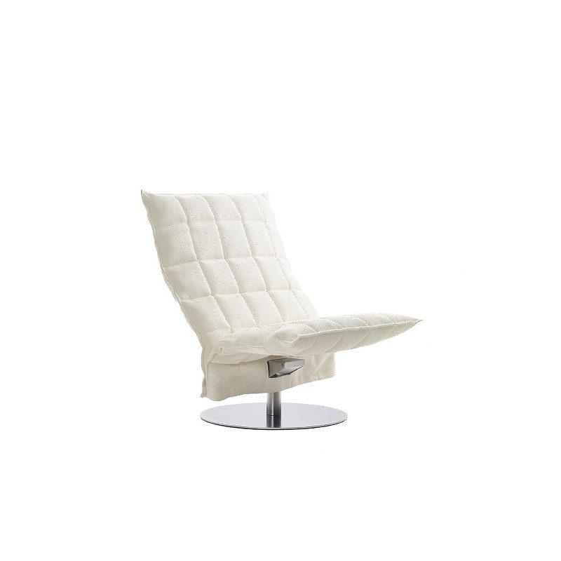 woodnotes leveä k tuoli pyörivä valkoinen harri koskinen