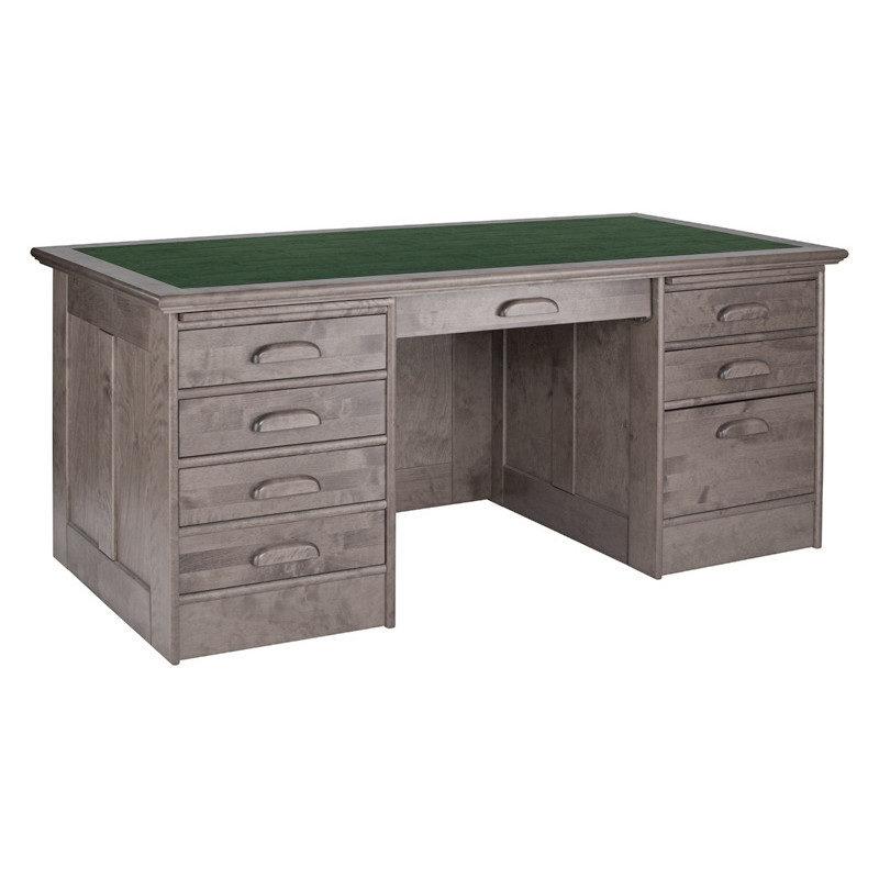 Boknäs johtajan kirjoituspöytä wood wash