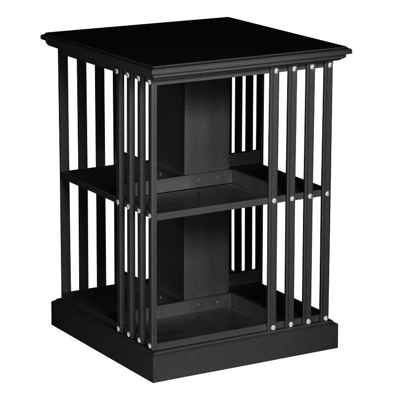 Boknäs karusellipöytä maalattu musta