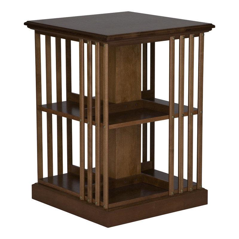Boknäs karusellipöytä tummanruskea