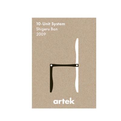 10 unit Greige juliste Artek