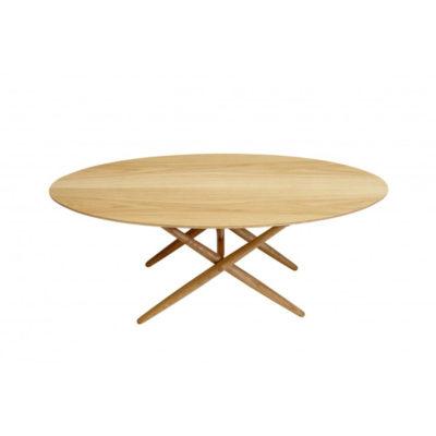 Artek Ovalette Ilmari Tapiovaara pöytä