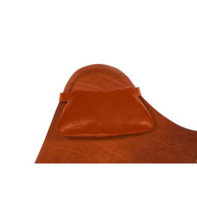 Niskatyyny Mariposa lepakkotuoli Cuero Design