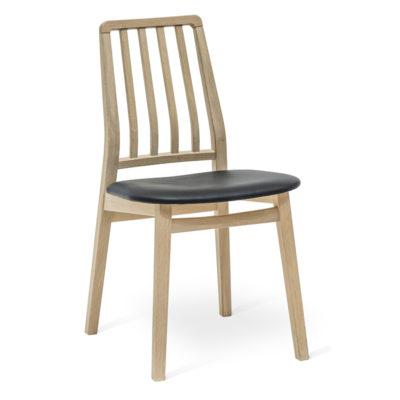Torkelson Alice tuoli nahka-istuimella