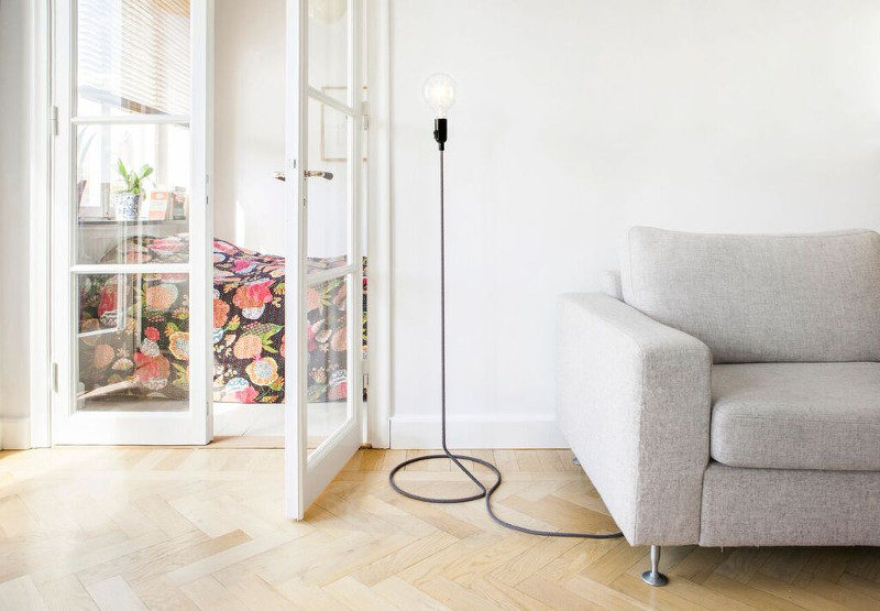 DHS Design House Stockholm Cord lattiavalaisin Form Us With Love