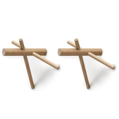 Normann Copenhagen Sticks Hooks koukku Benoît Deneufbourg