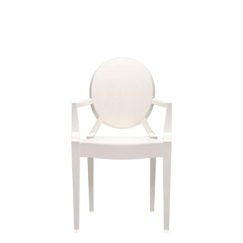 Kartell Louis Ghost tuoli Philippe Starck