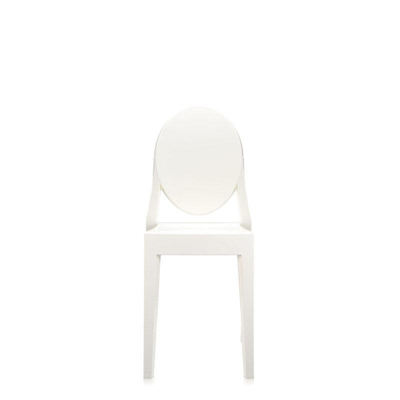 Kartell Victoria Ghost tuoli Philippe Starck