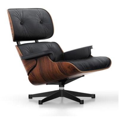 Vitra Eames Lounge nojatuoli premium Charles Ray