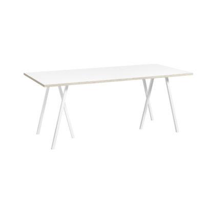 Hay Loop Stand 180 cm pöydänkansi pöytä Leif Jørgensen