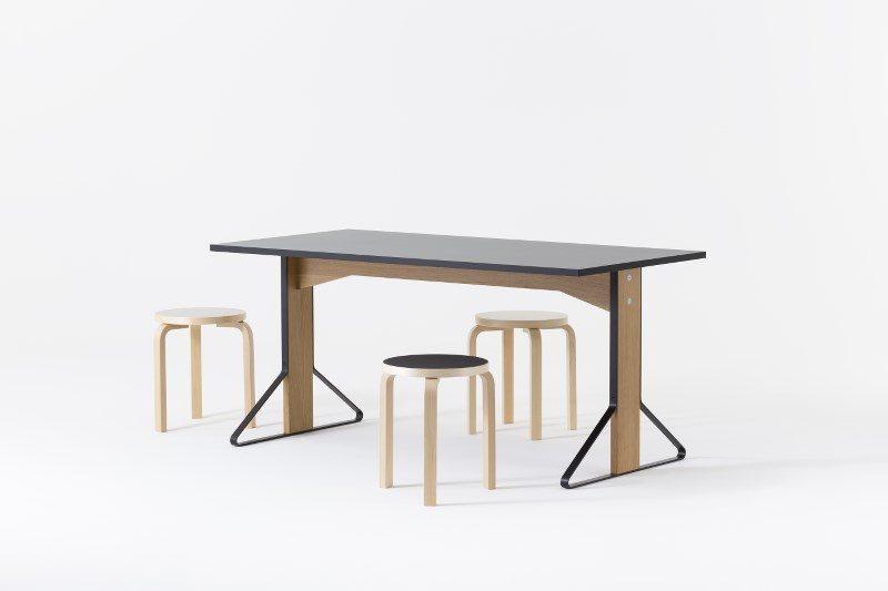REB012 Kaari pöytä Artek Bouroullec