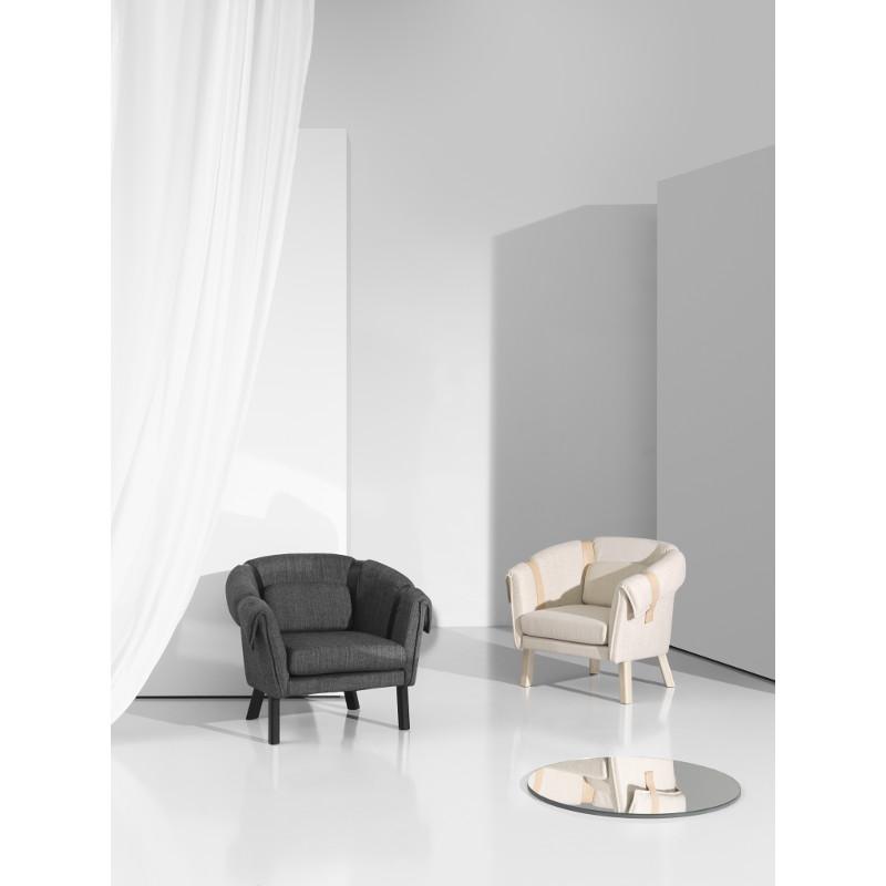 Design House Stockholm Ram nojatuoli Emma Marga Blanche