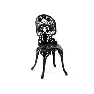 Seletti Industry tuoli musta